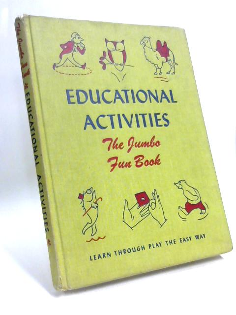 Educational Activities The Jumbo fun book by Carolin Horowitz