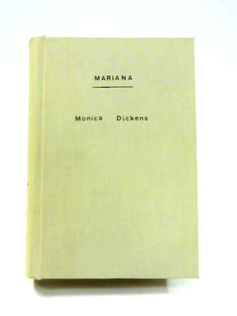 Mariana by Monica Dickens