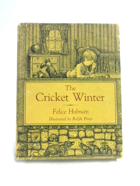 The Cricket Winter by Felice Holman