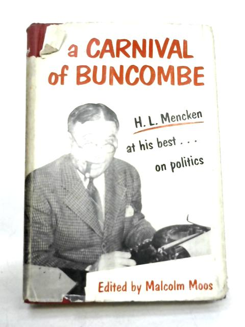 A Carnival of Buncombe by H. L Mencken