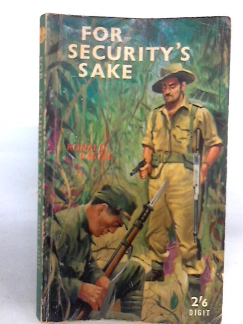 For Security's Sake by R castle