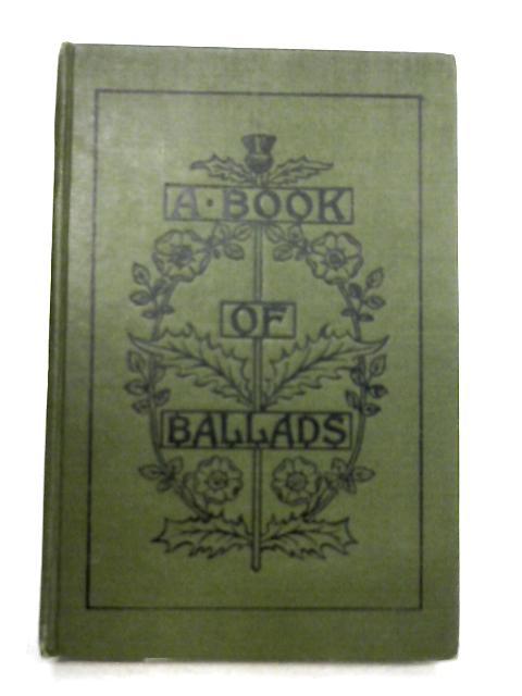 A Book of Ballads. by C. L. Tomson