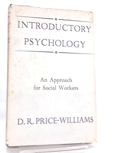 Introductory Psychology By D. R. Price-Williams