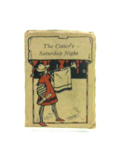 The Cotter's Saturday Night by Robert Burns