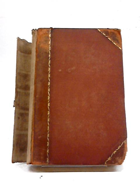 The Life Of Edward Irving, Minister In The National Scotch Church, London Volume I By Mrs. Oliphant