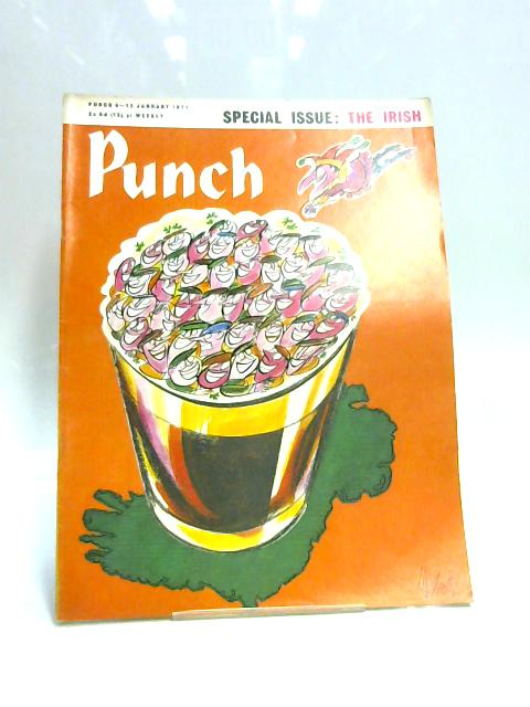 Punch 6-12 January 1971 by Various