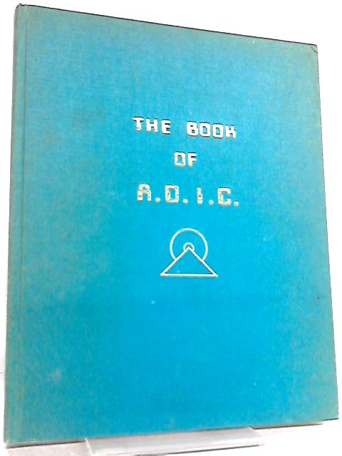 The Book of A.D.I.C. By Anon