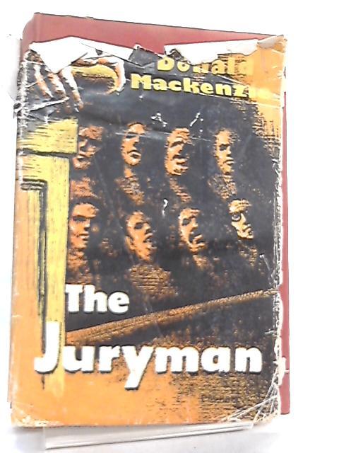 The Juryman by Donald Mackenzie