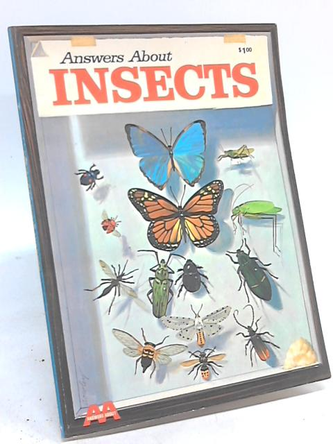 Answers About Insects by Ronald Rood