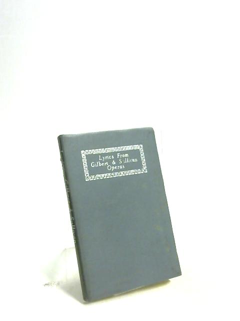 Lyrics from Gilbert & Sullivan Operas by Marjorie Swinton
