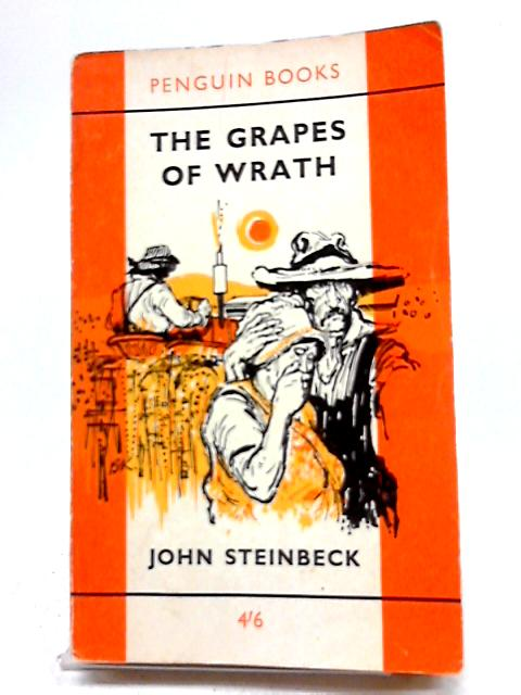 an analysis of the grapes of wrath a novel by john steinbeck Our reading guide for the grapes of wrath by john steinbeck includes a book club discussion guide, book review, plot summary-synopsis and author bio.