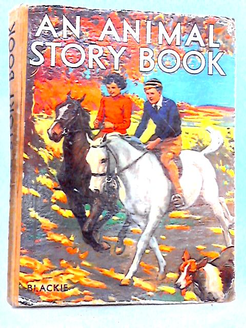 An Animal Story Book by Unknown