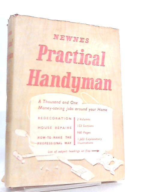 The Practical Handyman Volume I by James E. Wheeler
