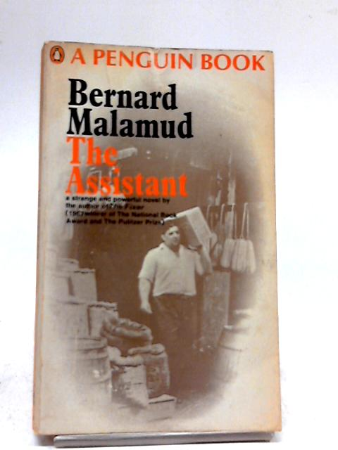 The Assistant by B Malamud
