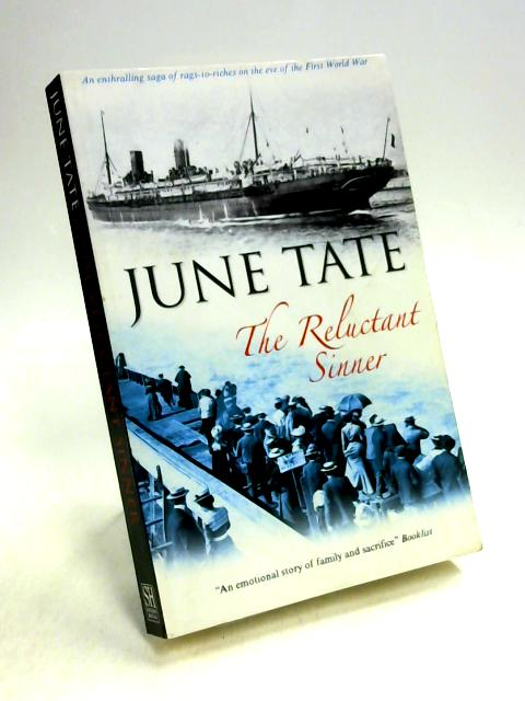 The Reluctant Sinner by June Tate