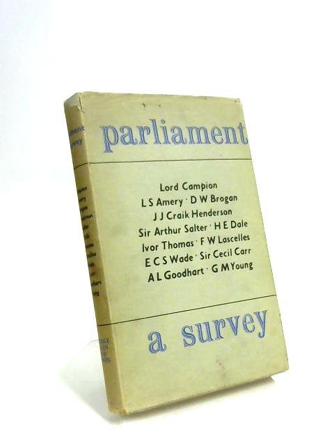 Parliament by Lord Campion