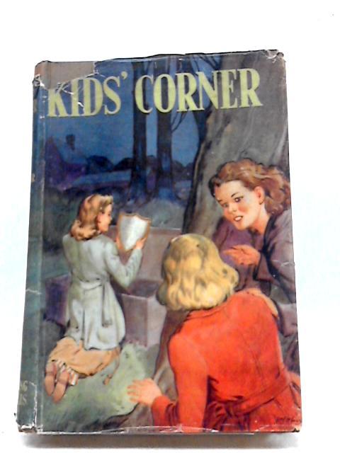 Kids' Corner By Ann Millar