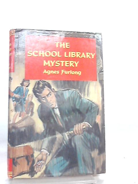 The School Library Mystery (Reward Library) By Agnes Furlong