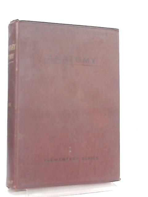 An Elementary Text-Book of Anatomy by Henry Edward Clark