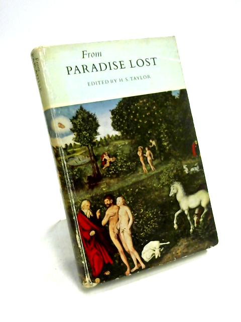 From Paradise Lost by H.S. Taylor