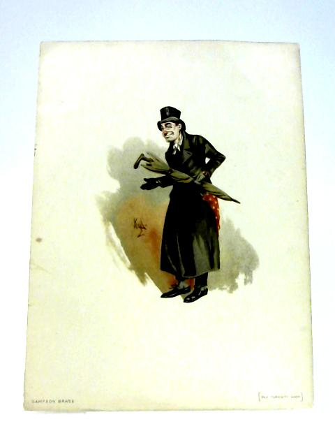 Sampson Brass Colour Plate by Kyd by J. Clayton Clarke
