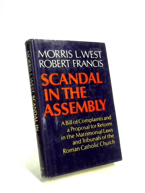 Scandal in the Assembly by Morris L. West
