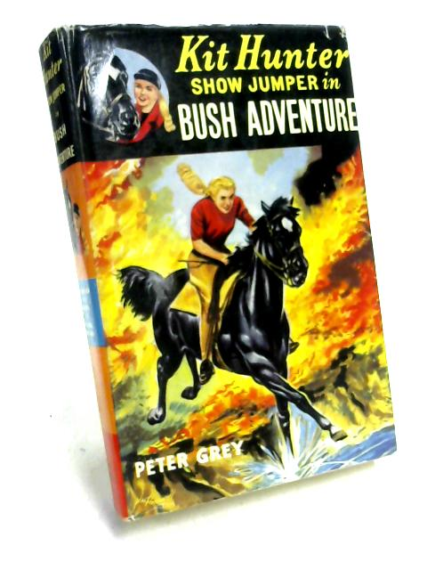 Kit Hunter Show Jumper in Bush Adventure by Peter Grey