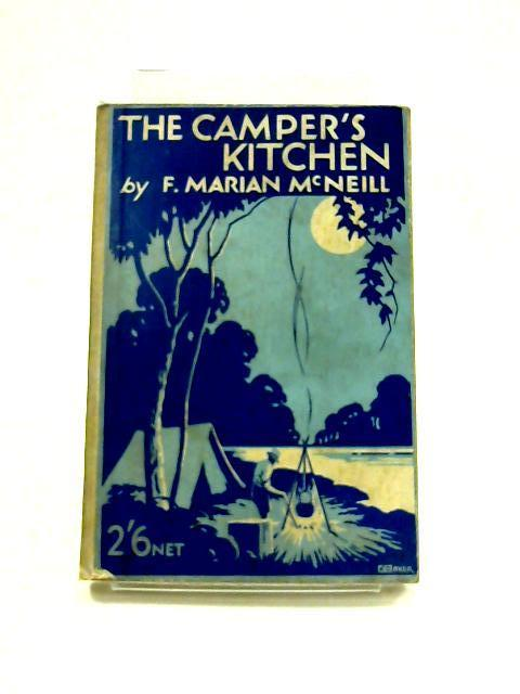 The Camper's Kitchen By F. Marian Mcneill