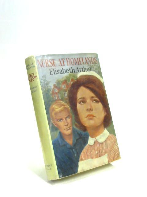 Nurse at Homelands by Elisabeth Arthur