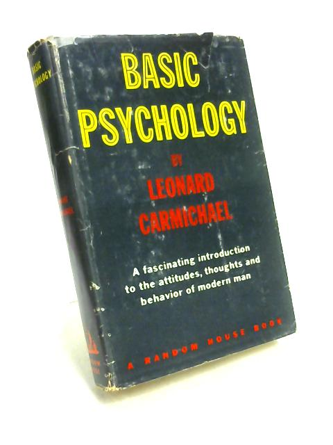Basic Psychology By L. Carmichael