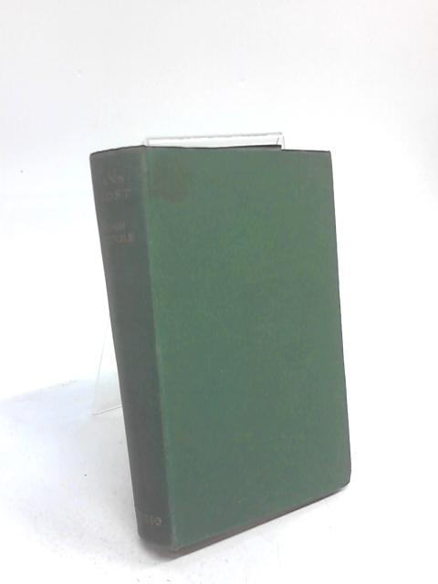 Hans Frost a Novel By Hugh Walpole