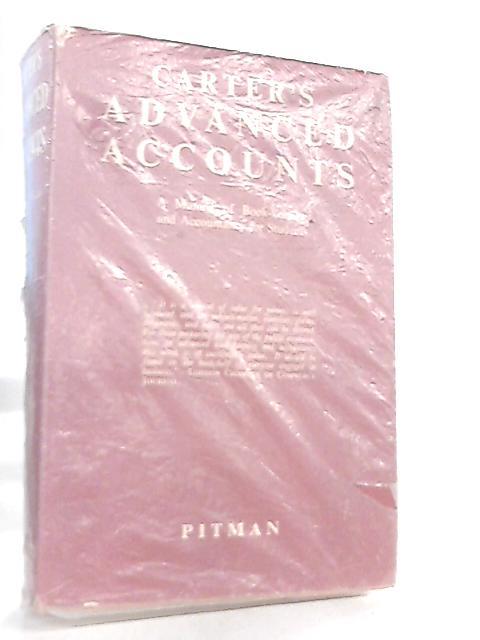 Carter's Advanced Accounts by Douglas Garbutt