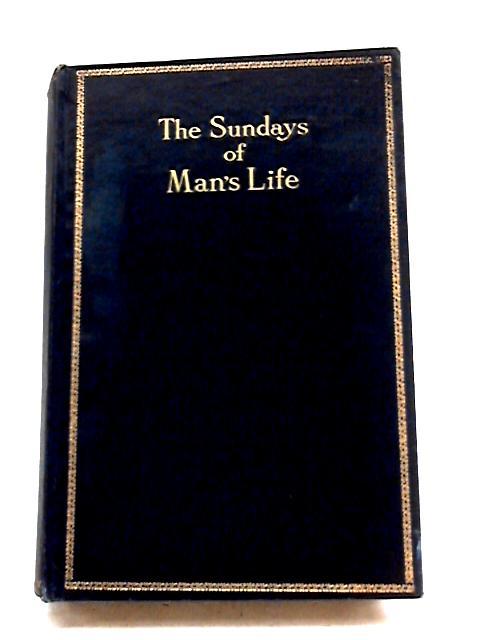 The Sundays of a Man's Life by A.E Smith