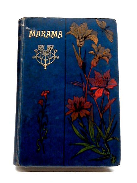 Marama By Mrs Woollaston White