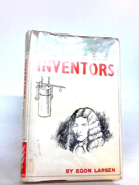 Inventors by Larsen, Egon