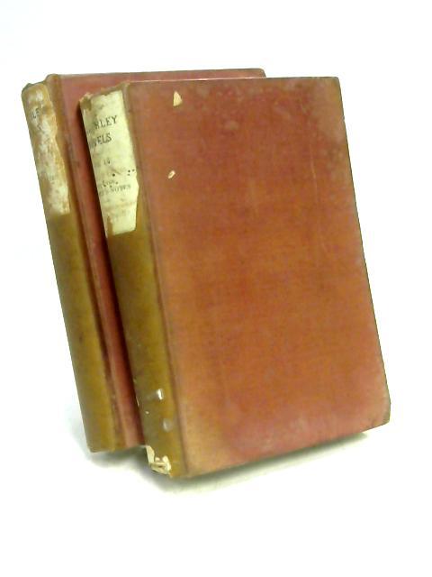 Waverly Novels Vols XIV & XV: Bride of Lammermoor, Vols I & II, and The Black Dwarf by W. Scott