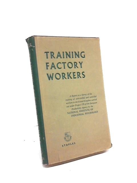 Training Factory Workers By Anon