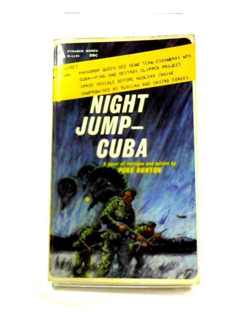 Night Jump - Cuba By Poke Runyon
