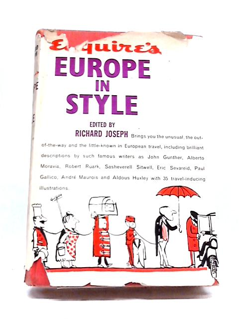 Esquire's Europe in Style by Richard Joseph