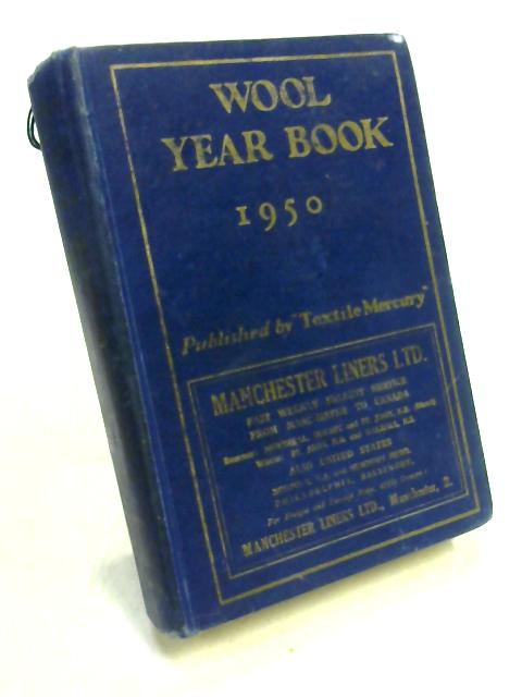 Wool Year Book 1950 by Anon