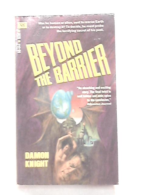 Beyond the Barrier By Damon Knight