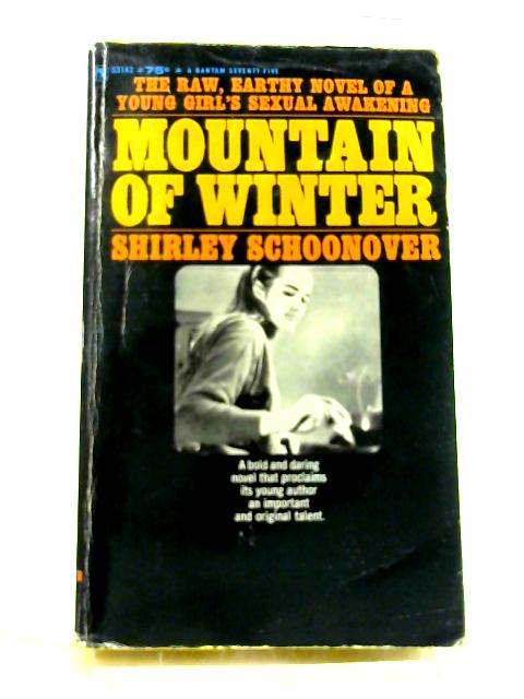 Mountain of Winter by Shirley Schoonover