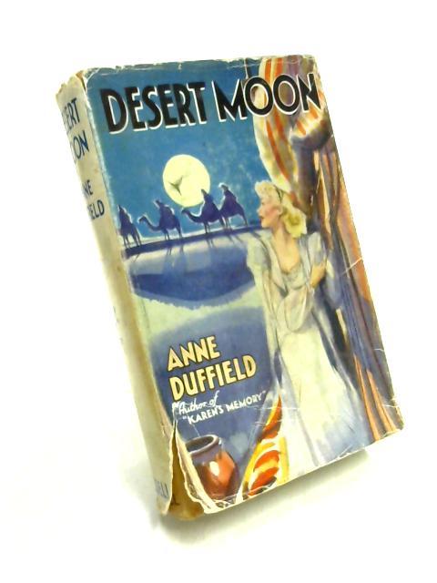 Desert Moon By Anne Duffield