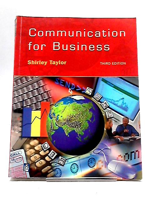 Communication for Business By Shirley Taylor