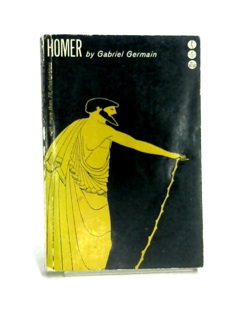 Homer by Gabriel Germain