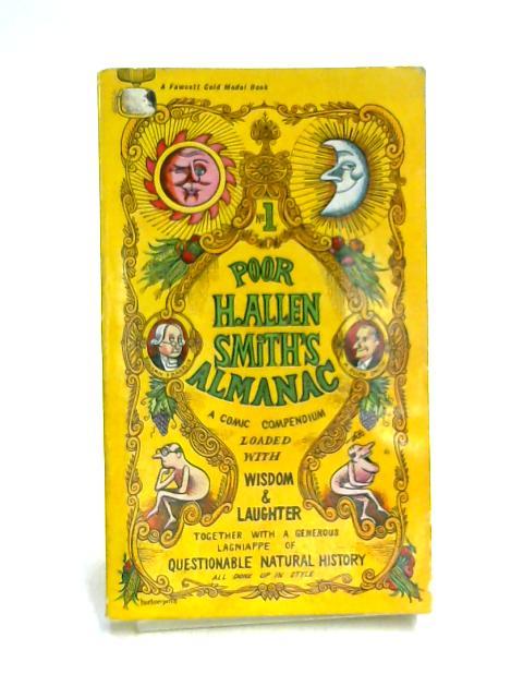 Poor H. Allen Smith's Almanac by H. Allen Smith