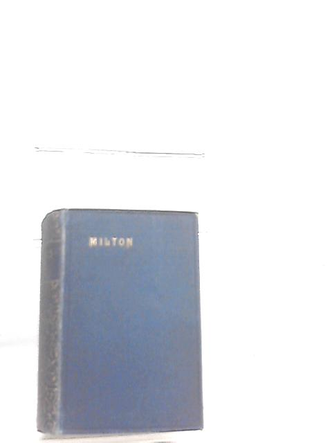 Poetical Works (Vols I & II in one volume) by John Milton