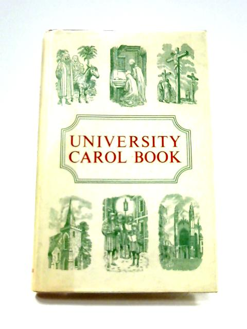 University Carol Book by Erik Routley (ed)