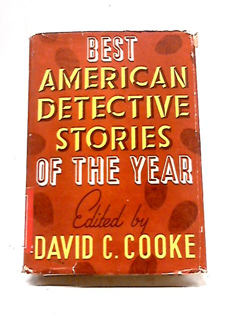Best American Detective Stories of the Year by Various Authors