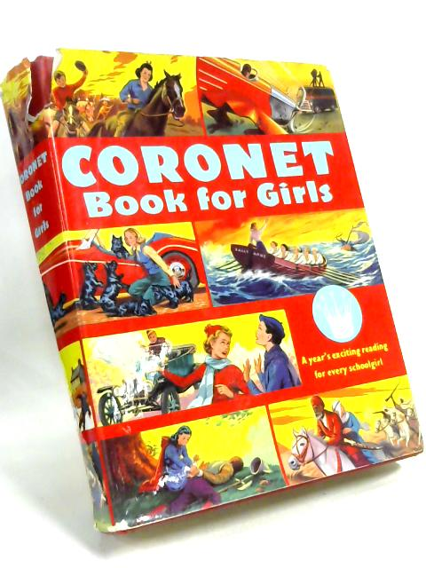 Second Coronet Book for Girls by Eric Leyland